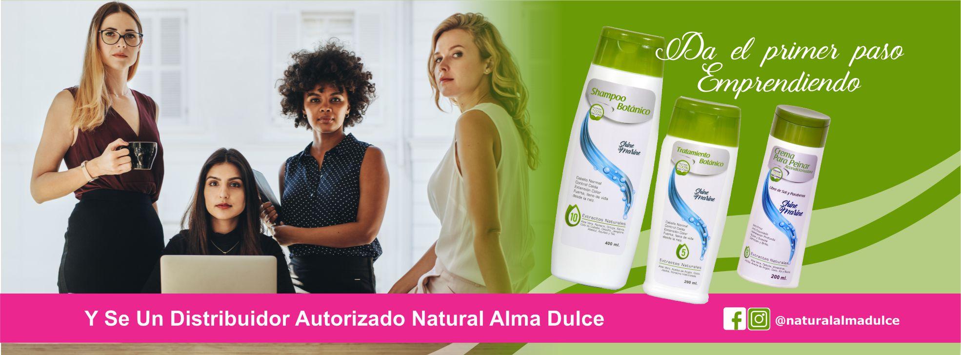 Natural Alma Dulce