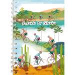 Libretas con ilustraciones exclusivas de Ailé